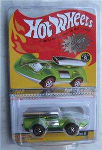 HOT WHEELS RLC NEO CLASSICS ROCKET BYE BABY club car