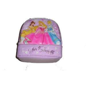 Disney Princess Belle Sleeping Beauty Cinderella Lunchbag