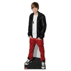 Justin Bieber Life Size Cardboard Standee 1016 Toys