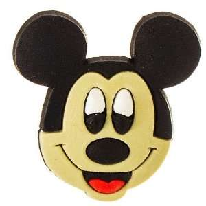 DIY Jewelry Making Disney Mickey Mouse face croc charm Arts, Crafts