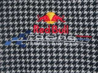 MENS M EC AUTHENTIC PUMA RED BULL RACING TRACK JACKET COAT UK F1