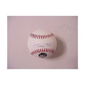 San Francisco Giants Willie Mays Autographed Baseball