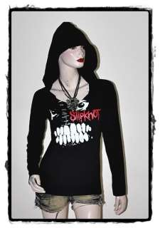 Slipknot Hard Punk Rock DIY Light Weight Hoodie Top