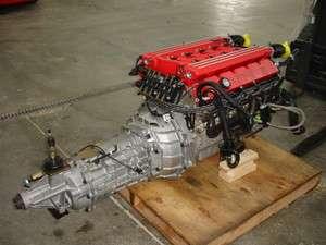 Gen 2 (2000) Dodge Viper Complete Engine Transmission Package, 450 HP
