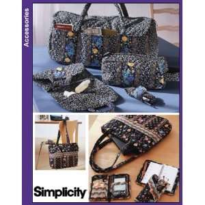 AND ACCESSORIES   Duffle Bag, Shoe Carrier, Toiletry Bag, Cell Phone