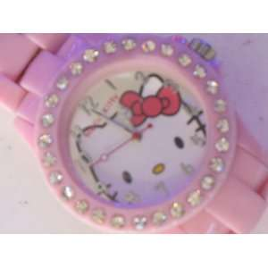 Hello Kitty Watch Pink Color