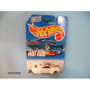 Hot Wheels Hot Rod Magazine Tail Dragger 164 Scale Toys & Games