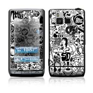LG Dare VX9700 Skin Sticker Decal Cover   Life Everything