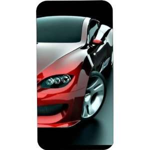 Clear Hard Plastic Case Custom Designed Chevy Convertible iPhone Case