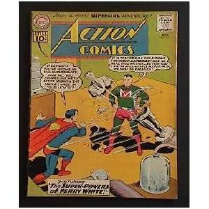 Action Comics (No. 278) DC Comics, Curt Swan (cover