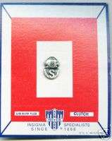 NAVY SALVAGE DIVER MINI QUAL BADGE ON CARD 1/20 SF