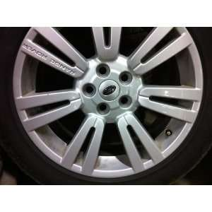 com 20 INCH LAND ROVER HSE FACTORY WHEELS & TIRES, 5x120, RANGE ROVER