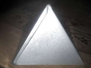 Orgone Supplies Pyramid Mold 4.5 x 4.5 INCH Mold