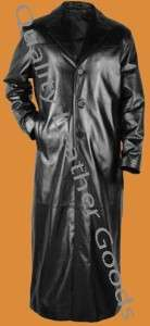 Style Trench Coat (M1) Gothic Blade Metal Punk Rock Biker