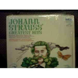 Johann Strauss Greatest Hits Arthur Fiedler/Boston Pops