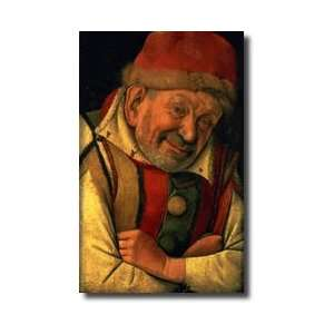 Gonella The Ferrara Court Jester C1445 Giclee Print: Home
