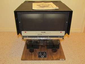 Sirchie FX8B Forensic Optical Comparator with Manual