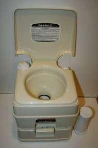 Pak a Potti II Portable Camping Boat RV Toilet Marine