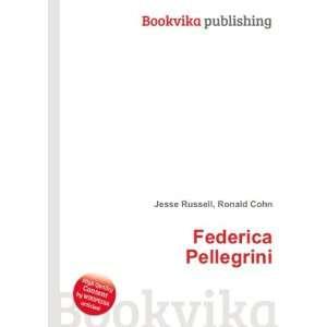 Federica Pellegrini: Ronald Cohn Jesse Russell: Books