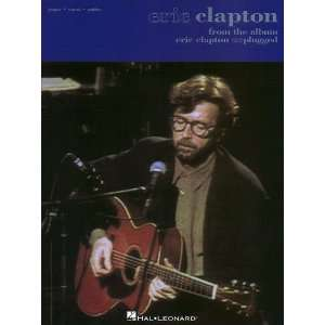 Eric Clapton   Unplugged   Piano/Vocal/Guitar Artist