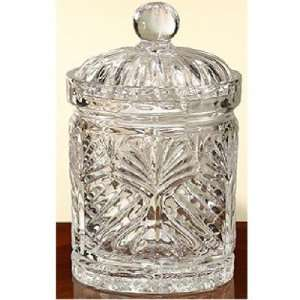 Fifth Avenue Portico 7 1/2 Inch Covered Jar  Kitchen