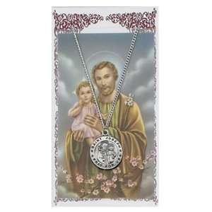St. Joseph Prayer Card Set