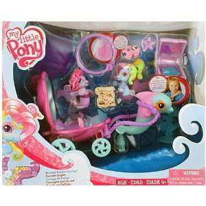 Hasbro My Little Pony Mermaid Series 2 Inch Tall Figure
