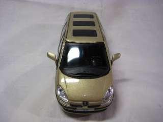 Peugeot 807 Cararama Diecast Car Model 143 1/43