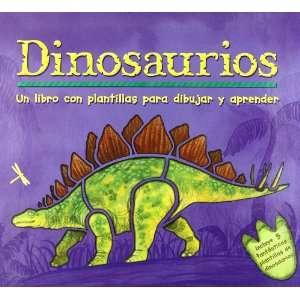 Dinosaurios (con plantillas para dibujar) (9788428534185