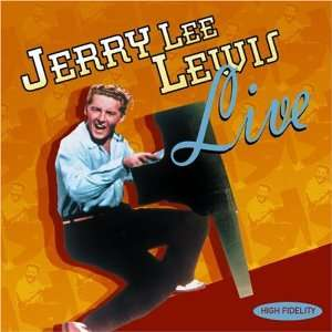 Live Jerry Lee Lewis Music