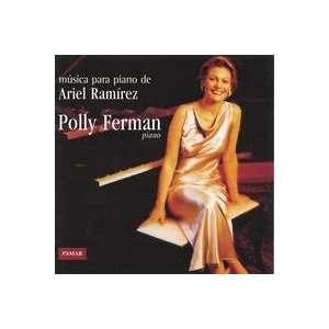 Música para piano de Ariel Ramírez Polly Ferman Music