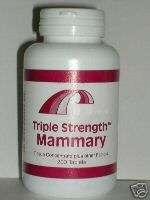 TRIPLE STRENGTH MAMMARY FEMINIZER SUPPLEMENT 200 TABs