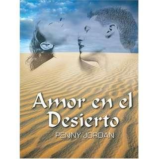 Amor en el Desierto (9780786268580): Penny Jordan