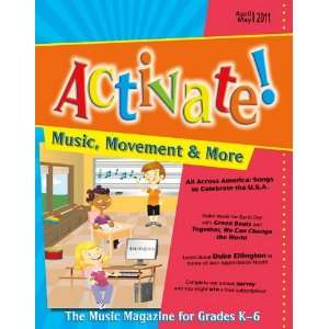 11 Music, Movement and More! (9780893283759) Jeanette Morgan Books
