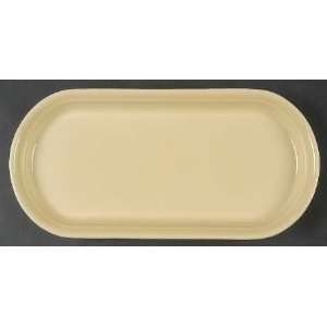 Fiesta Ivory Bread Tray, Fine China Dinnerware Kitchen & Dining