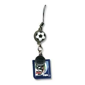 2010 World Cup Logo Mobile Phone Accessory: Sports