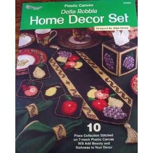 Set, Plastic Canvas (The Needlecraft Shop #843032): Joan Green: Books