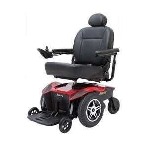 Pride Jazzy Select HD Heavy Duty Power Chair   Red