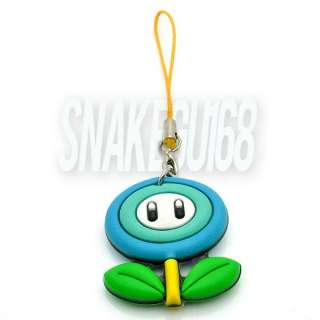 Super Mario ICE FLOWER Mobile Cell Phone Strap+QT964