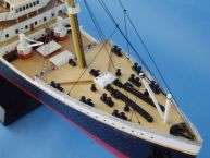 LIGHTED Titanic 40 Limited Cruise Ship Model LED