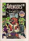 Avengers 62 Solid Silver Age Comic Book Black Panther