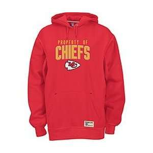 Kansas City Chiefs Hooded Youth Property Of Team Sweatshirt