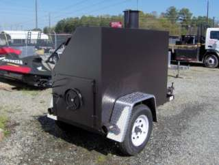concession grill utility 8ft trailer gas fryers NEW hog box 500 |