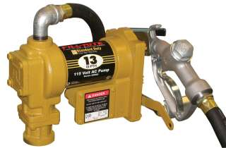 Tuthill Fill Rite SD602 Electric Fuel Transfer Pump 115 Volt AC 13 GPM