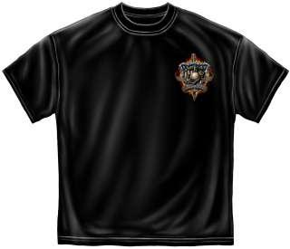 USMC Devil dog T Shirt army military training knife marine corps MM109