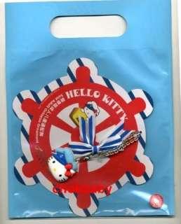 Railway X Sanrio Hello Kitty Octopus Ornament Ticket Limited *