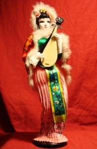 LOVELY VINTAGE CHINESE DOLL, c. 1970s