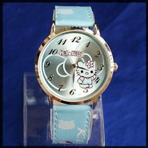 Miss Peggys   Hello Kitty Kw260d  Watch Face Is a About the Size of a