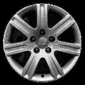 ALLOY WHEEL audi A6 05 16 inch: Automotive