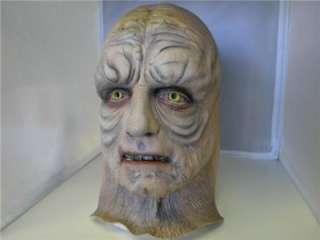 Don Post 1983 Star Wars Galactic Emporer Latex Mask  Lucasfilm LTD